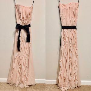 Vera Wang Blush Pink Prom/Bridesmaid Gown